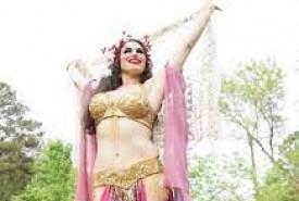 Jessica Hannan Sultan - Belly Dancer Atlanta, Georgia