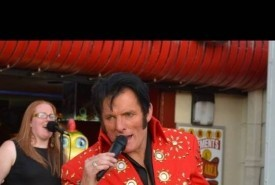 Joe Marcel Elvis Rocks Show & Full band - Elvis Impersonator Lancashire, North of England