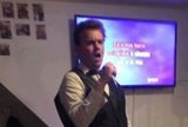 Sean 'Lanza' Clothier - Classical Singer South West