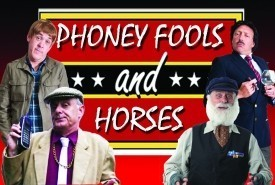 Phoney Fools and Horses - Comedy Impressionist Brighton, South East