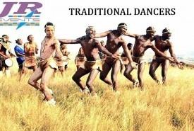 African Traditional Dancers and Gumboots Dancers  - Street Performer Johannesburg, Gauteng