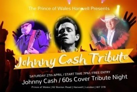 John Barry - Johnny Cash Tribute Act