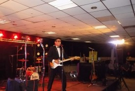 Dave Wickenden - Buddy Holly Tribute Act
