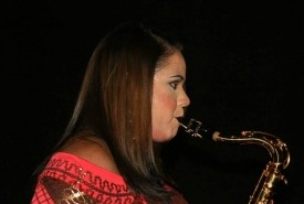 Leisha J - Jazz Band USA, South Carolina