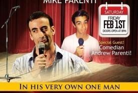 Michael Parenti - Clean Stand Up Comedian Florida