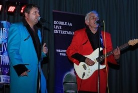 DAYTIME FRIENDS AND NIGHTTIME LEGENDS TRIBUTE SHOW - Tribute Act Group Ayrshire, Scotland