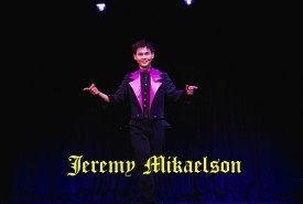 Jeremy Mikaelson - Cabaret Magician