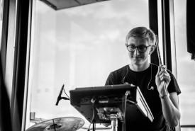 George Whittingham - Drummer Preston, North West England