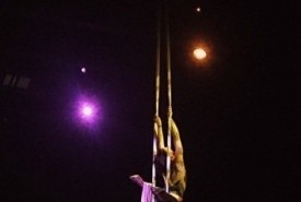 Tori Markwalder - Aerialist / Acrobat Boston, Massachusetts