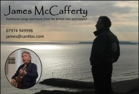James McCafferty - Acoustic Guitarist / Vocalist