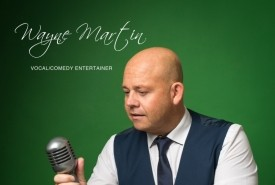 Wayne (champs) Martin  - Comedy Singer U.K., South West