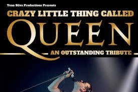CRAZY LITTLE THING CALLED QUEEN - Freddie Mercury Tribute Act Romford, London