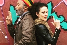 Natty Wailer and the Reggae Vibes featuring Mandy J  - Reggae / Ska Band Ireland, Northern Ireland