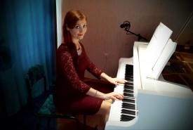 MARYNA - Pianist / Singer Belarus, Belarus