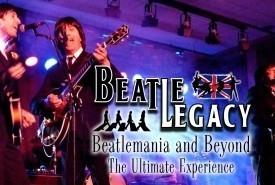 Beatlegacy - Beatlemania and Beyond/The Ultimate Experience - Beatles Tribute Band Elmira, New York