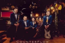 COUNTERFLOW - Function / Party Band
