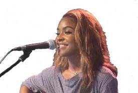 Brielle Frage' - Female Singer Fanwood, New Jersey