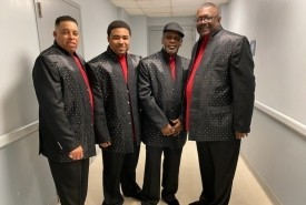 The Manhattans (Of SonnyBivins) - Soul / Motown Band New York City, New York