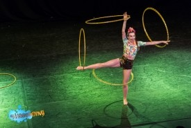Iris West - Hula Hoop Performer Bristol, South West