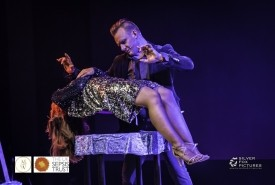 Sean Alexander -The Confusionist - Stage Illusionist London