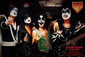 KISSED ALIVE-A Tribute To KISS! - Kiss Tribute Band San Diego, California