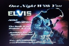 Mike Memphis - Elvis Tribute Act
