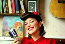 The Vintage Singer - Jess - Female Singer Walthamstow, London