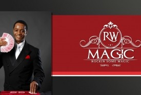 Richard McClendon of RW Magic - Other Magic & Illusion Act California