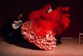 La Candela Flamenco Company - Flamenco Dancer
