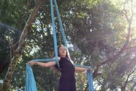Ella Ruby Staggs - Aerialist / Acrobat Los Gatos, California
