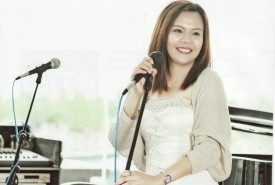 Kayi Montesa - Female Singer Phillipines, Philippines