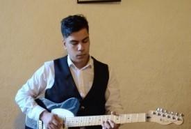 Benjamin Vallejos - Electric Guitarist london, London