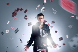 Luca Gallone - Close-up Magician Burton upon Trent, West Midlands