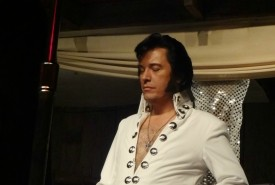 Travis Albertson - Elvis Impersonator Austin, Indiana