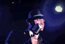 Rickey Davis 'The Classic Gentleman  - Frank Sinatra Tribute Act