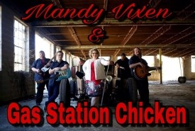 Mandy Vixen & Gas Station Chicken - Cover Band