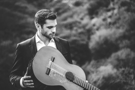 Kevin Enstrom - Classical / Spanish Guitarist USA, California