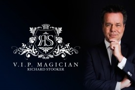 V.I.P. Magician is thé most exclusive magician in the world! - Close-up Magician Amsterdam, Netherlands