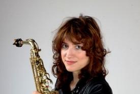 Betty Accorsi - Saxophonist Brighton, South East