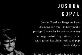 Joshua Gopal  - Drummer India, India