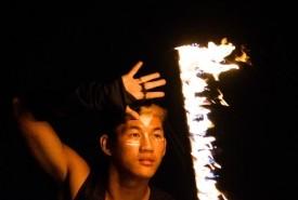 Ehrlich  - Fire Performer Manila, Philippines
