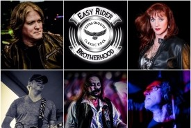 Easy Rider Brotherhood - Cover Band