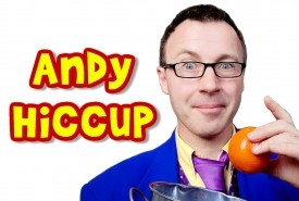 Andy Hiccup - Children's / Kid's Magician East Grinstead, South East