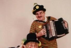 Razz the clown & Aunty Pearl - Clown Norfolk, South East