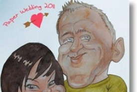 Demonpen Caricatures - Caricaturist Bristol, South West
