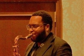 D.J Smith Sax - Saxophonist College Park, Maryland