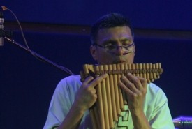 CARLOS CARTY WORLD MUSIC - Flutist BRAZIL, Brazil