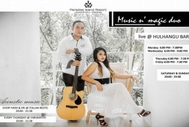 Aga and Joyce musicnmagicduo - Pianist / Keyboardist Philippines, Philippines