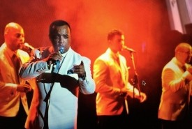 Lets Drift-drifters and Motown review - Tribute Act Group Hamilton, Scotland