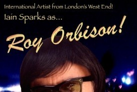 Roy Orbison tribute - Other Tribute Act Shepperton, South East